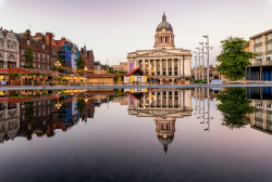 Where to rent? Nottingham